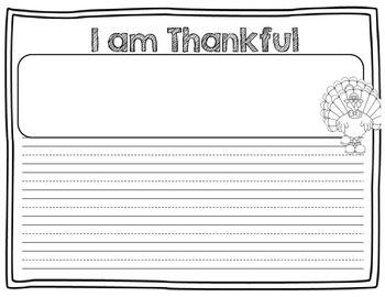 Thankful For Writing