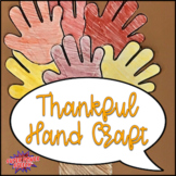 Thankful Hand Craft