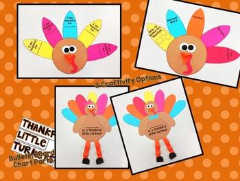 Gobble Til Ya Wobble on Thanksgiving {Activities Aligned to K CCSS}
