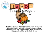 Thankful Kids Adapted book