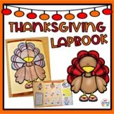 #Thankful Lapbook {A Thanksgiving Lapbook}
