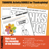 Thanksgiving Thankful Meaningful Design Color Construct Ac
