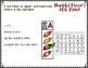 Thankful Mouse ABCs Thanksgiving Fall Alphabet Clip Cards Kindergarten