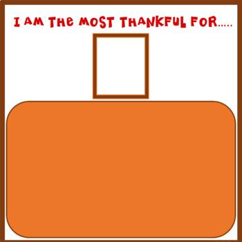 Thankful Thanksgiving Digital Scrapbook