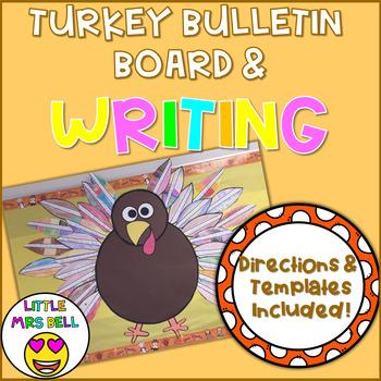 Thankful Turkey Bulletin Board