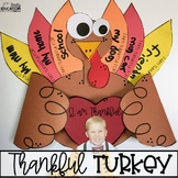 I am Thankful for Turkey Craft
