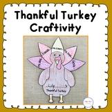 Thankful Turkey Craft