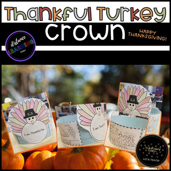 Thankful Turkey Crown