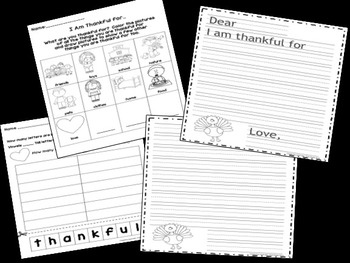 Thankful Turkey Social Studies Thanksgiving Craftivity