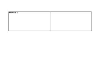 Thankful Worksheet