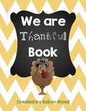 I am Thankful Book
