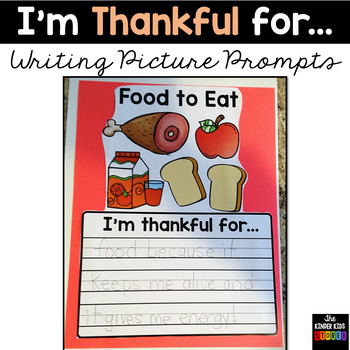 Thanksgiving Writing Craft Prompts