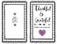 Thankful and Grateful - Letters of Gratitude - PRIMARY