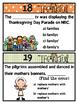 Thankful at Thanksgiving: Singular and Plural Possessives
