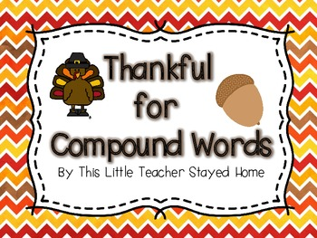 Thankful for Compound Words