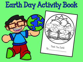 Thankful for...Earth Day book
