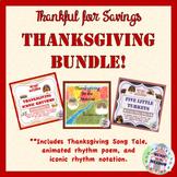 Thankful for Savings Thanksgiving Bundle!