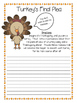 Thankful for Thanksgiving Activities - Math, Writing, and more!