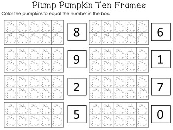 Thankful for Thanksgiving Math and Literacy Activities Packet