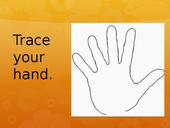 Reflective Thankfulness/Thanksgiving Activity and PowerPoint
