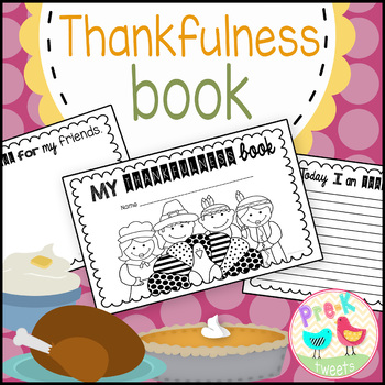 Thankfulness Book