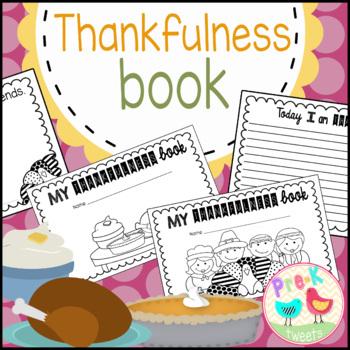 Thankfulness Book