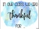 Thankfulness Display