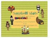 Thankfulness Galore