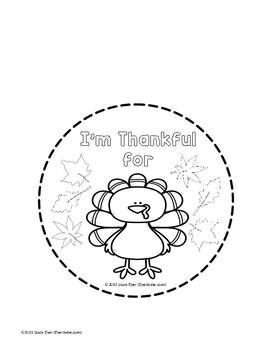 Thankfulness Mobile Craft