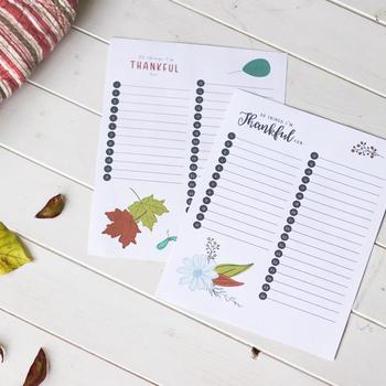 Thankfulness Worksheets   Practicing Gratitude