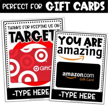 Volunteer Gift Tags   Teacher Tags