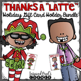 Thanks a Latte Holiday Gift Card Printables and Tiny Tags Bundle
