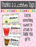 Thanks a Latte Tags