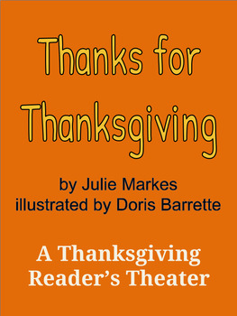 Thanks for Thanksgiving by Julie Markes - A Thanksgiving R