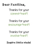 Thanks for your Commit-ment!