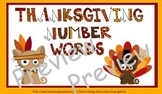 ThanksKitty Number Word Flipchart for ActivBoard