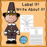 Thanksgiving ESL - Thanksgiving Writing - Great for ESL Writing
