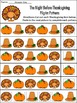 Thanksgiving Activities: The Night Before Thanksgiving Activity Packet Bundle