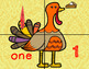 Thanksgiving 1-10 Number Match Puzzles