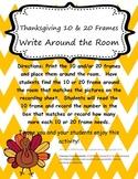 Thanksgiving 10 Frames 20 Frames