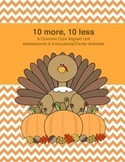Thanksgiving 10 More, 10 Less