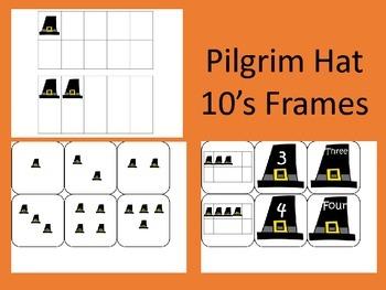 Thanksgiving 10's Frames
