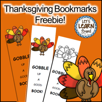 Thanksgiving Activities Bookmarks, Thanksgiving Freebie fo
