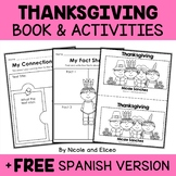 Mini Book and Activities - Thanksgiving