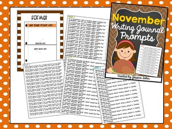 Thanksgiving Activities- 1st and 2nd Grade Bundle