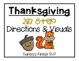Thanksgiving 2&3 Step Directions