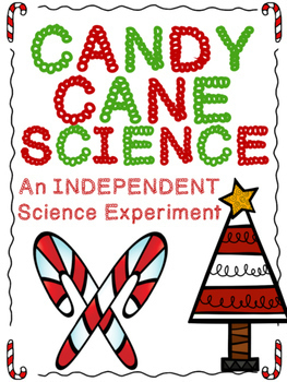 3 Holiday Independent Science Experiments Bundle!