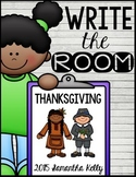 Thanksgiving Write the Room Center
