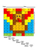 Thanksgiving Activities - Thanksgiving Mat - Mystery Picture - Math Activity