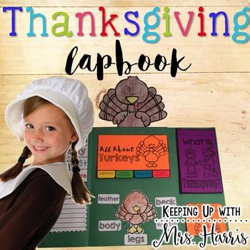 Thanksgiving Lapbook